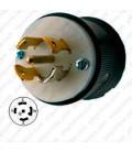 Hubbell HBL2811 NEMA L21-30 Male Plug