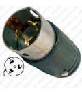 Hubbell CS6365C California Standard Male Plug - 50 Amp, 125/250 Volt
