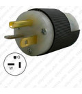 Hubbell HBL5366C NEMA 5-20 Male Plug
