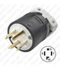 Hubbell HBL9431C NEMA 14-30 Male Plug