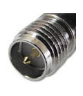 Coaxial Adapter, N-Female / RP-SMA Jack