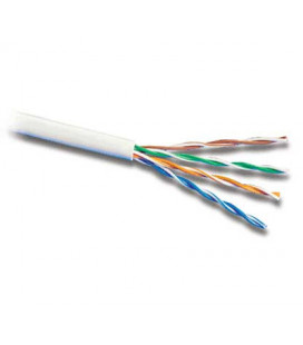 Cable CAT5e FTP 4 pares, JETLAN 5e+, por metro