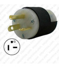 Hubbell HBL5466C NEMA 6-20 Male Plug