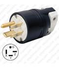 Hubbell HBL8451C NEMA 15-50 Male Plug