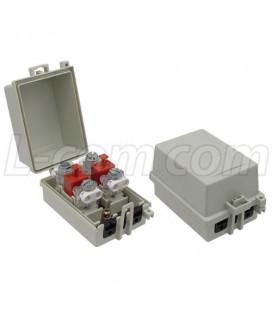 Protector de rayos Serial RS422/485