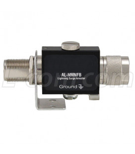 Protector de rayos 0 - 3 GHz, Altelicon N Macho - N Hembra Bilkhead 600V