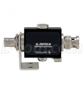Protector coaxial sobrecarga 0-3 GHz, N macho -N Hembra Bulkhead