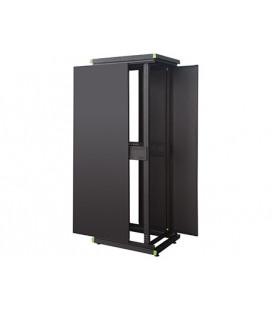 """Armario Rack 19"""" Reto 18U, 600x600x929 Puerta de cristal FLAT-PACK"""