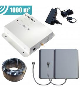 Kit de amplificador 3G para uso doméstico y de oficina | StellaHome2100