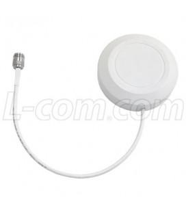 Antena Patch Redonda 7,5 dBi, 75º, N hembra