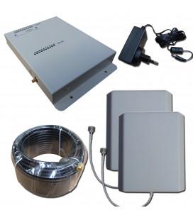StellaHome de doble banda | Dos frecuencias amplifícada 4G 800 y GSM 900