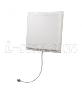 Antena Patch 8 dBi, 900 MHz, N hembra