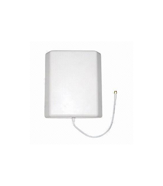 Antena interior tribanda de tipo panel para montaje en pared SMA Macho