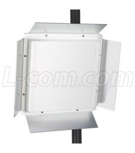 Panel Direccional 15.5 dBi , 30º, c/inclinación