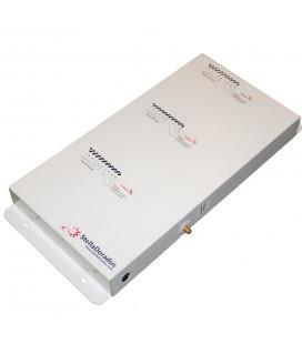 KIT Repetidor + amplificador de exterior para 900-1800-2100MHz cobertura 1Km