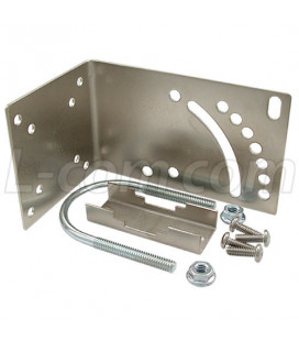 60 Degree Tilt and Swivel Mast Mounting Kit