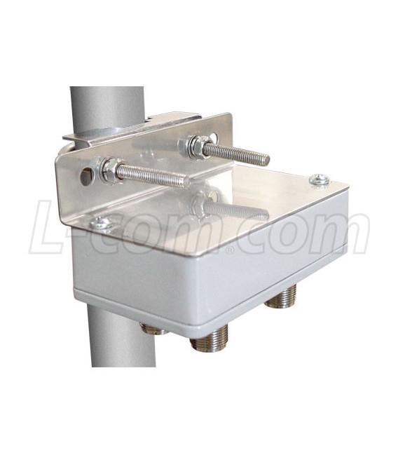 Repetidor de exteior para 900-1800-2100MHz cobertura 1Km