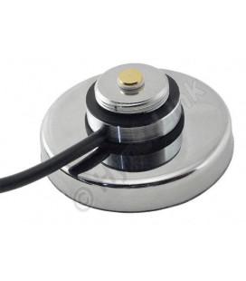 Base Magnética Cromo, NMO y cable