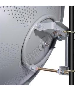 Herraje para antena Parabolica de plato