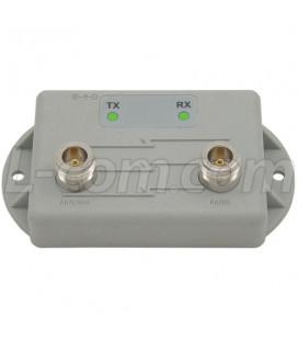 Amplificador 250 mW Bi-Direccional APC b/g Compacto