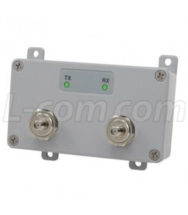 Amplificador 100 mW 2.4 GHz 802.11g SMA Hembra