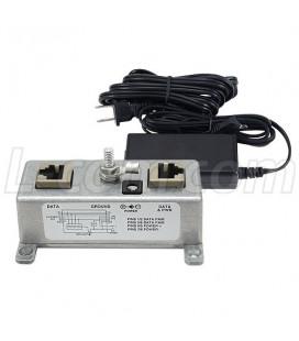 Alimentador PoE 48Vcc, 0.31 A, 40W máx
