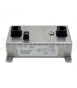 Receptor corriente PoE, 1 salida 3,3 Vcc