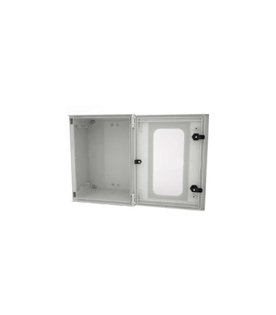 Armario Safybox BRES-325P 300 x 250 x 140 mm. Puerta Transparente.