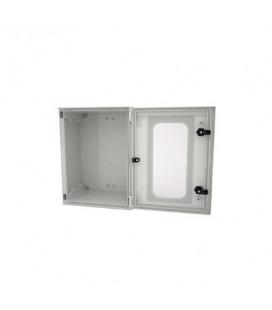 Armario Safybox BRES-65P 600 x 500 x 230 mm, Puerta Transparente.