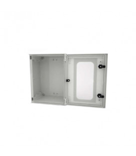 Armario Safybox BRES-83P 800 x 300 x 230 mm, Puerta Transparente.