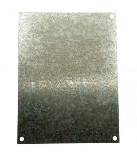 Placa base metálica para modelo BRES-43