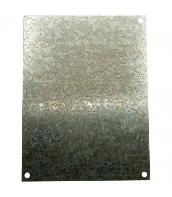 Placa base metálica para modelo BRES-64