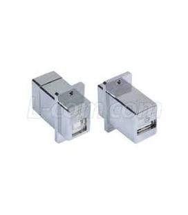 USB Adapter B-A, Shielded