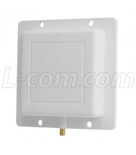 Antena Patch Angosta 11 dBi, 30º, 5.3 ghz