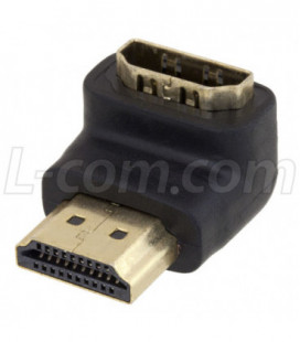 HDMI Male to Female Right Angle